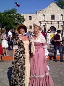 Fiesta San Antonio 2012 - Pilgrimage to the Alamo